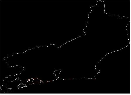 Lagoinha Rio de Janeiro - Mapa